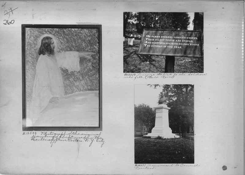 Mission Photograph Album - Miscellaneous #02 Page 0260