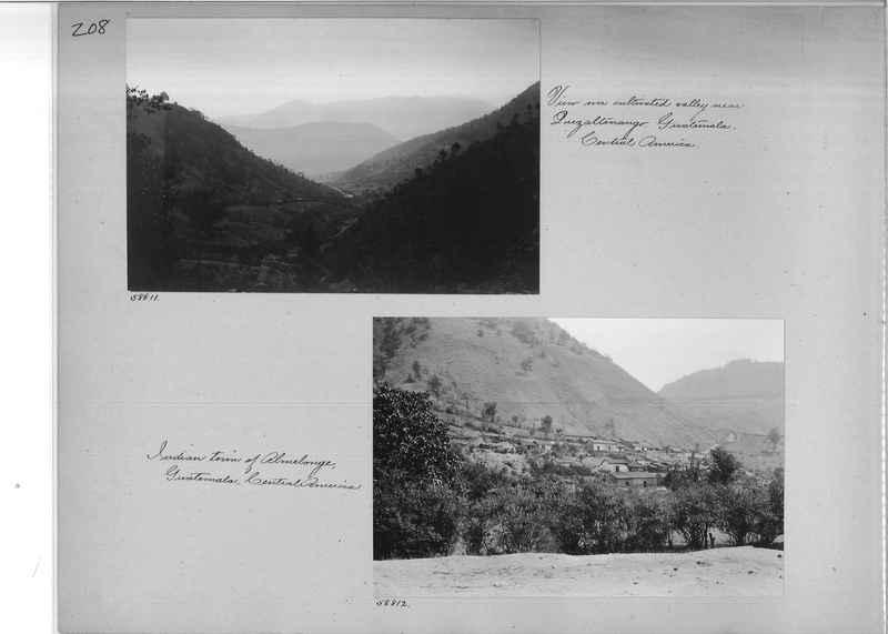 Mission Photograph Album - Panama #02 page 0208