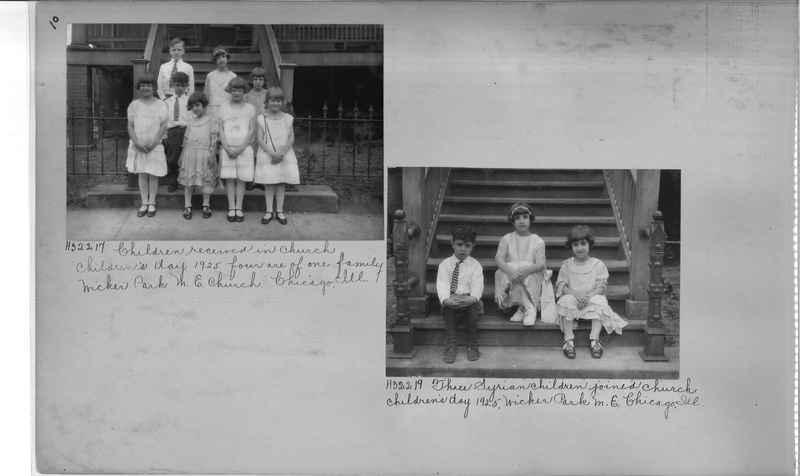 Mission Photograph Album - Religious Education #1 page 0010
