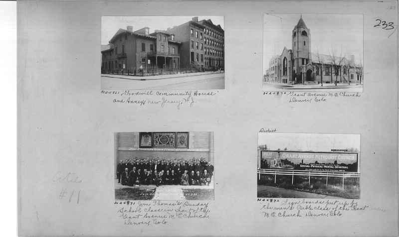Mission Photograph Album - Cities #11 page 0233