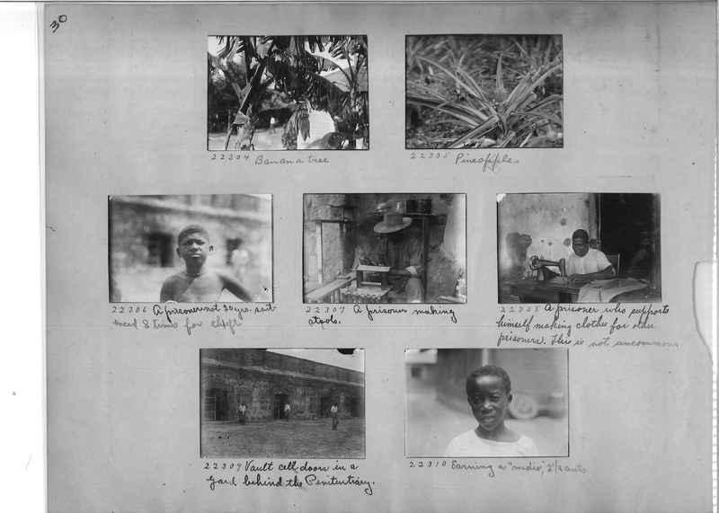 Mission Photograph Album - Panama #02 page 0030