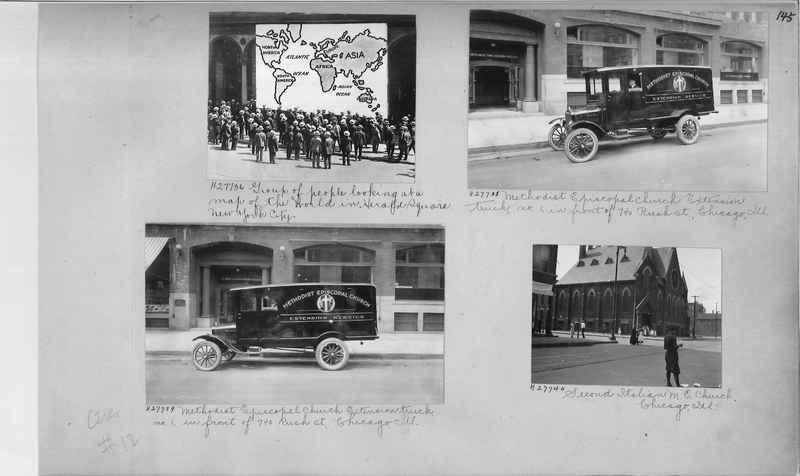 Mission Photograph Album - Cities #12 page 0145