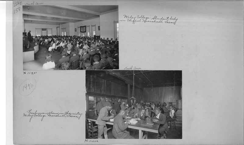 Mission Photograph Album - Negro #1 page 0158