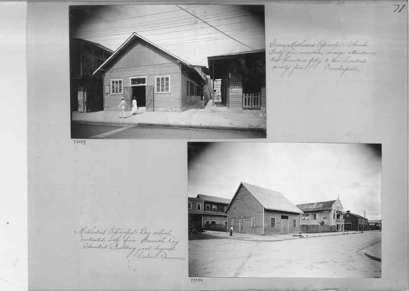 Mission Photograph Album - Panama #03 page 0071
