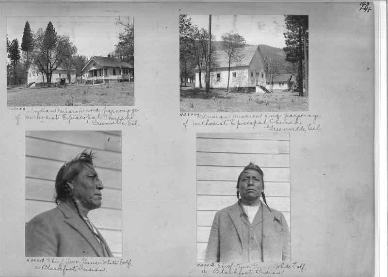 Mission Photograph Album - Indians #2 page_0143