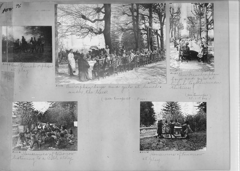 Mission Photograph Album - Europe #01 Page 0096