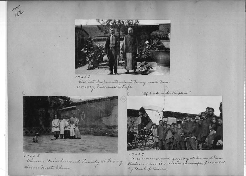Mission Photograph Album - China #6 page 0102