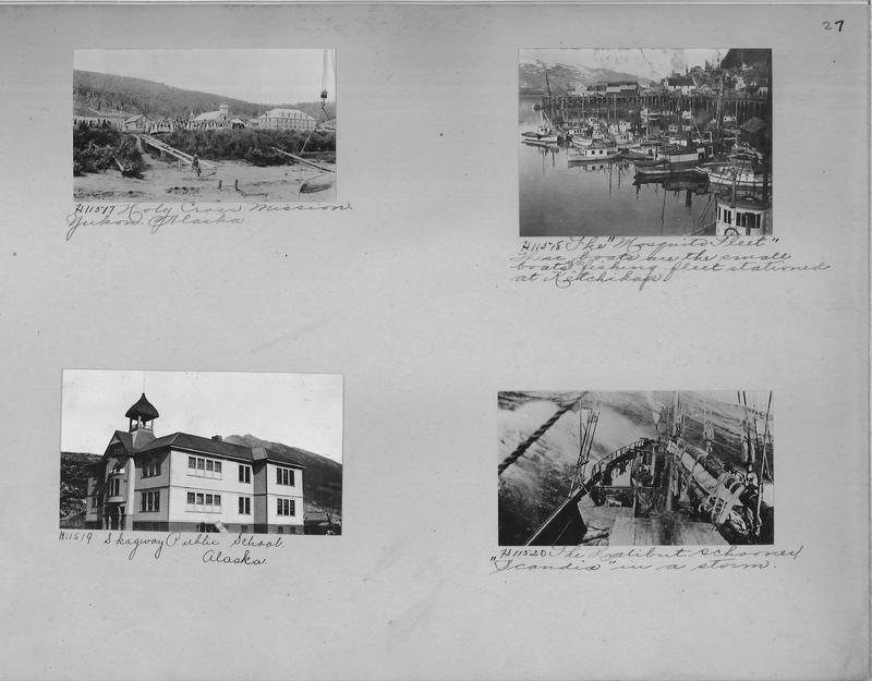Mission Photograph Album - Alaska #1 page 0027