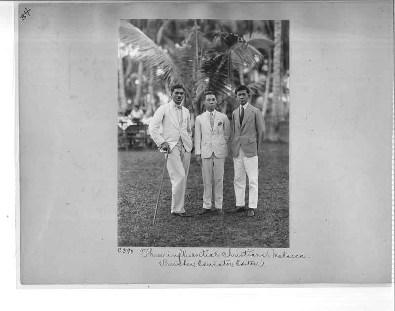 Mission Photograph Album - Malaysia #7 page 0034