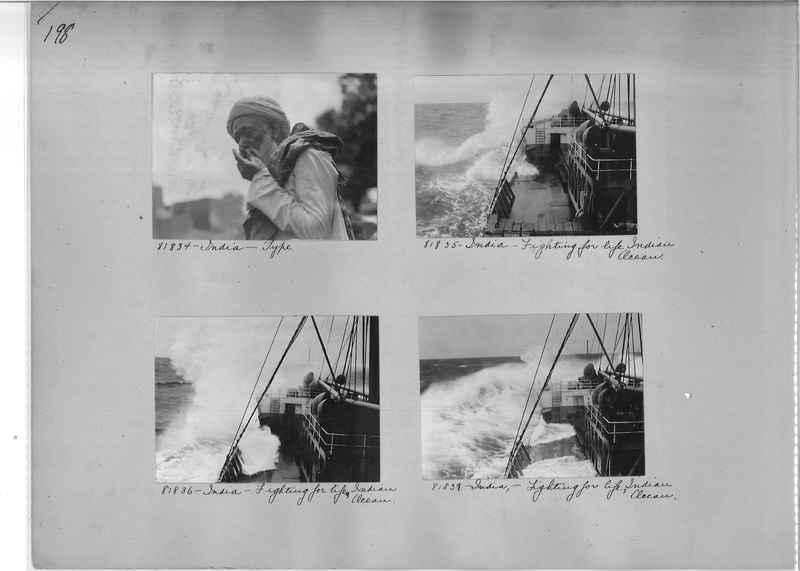 Mission Photograph Album - India #09 Page 0198