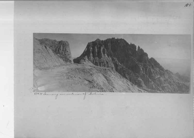 Mission Photograph Album - South America O.P. #1 page 0181