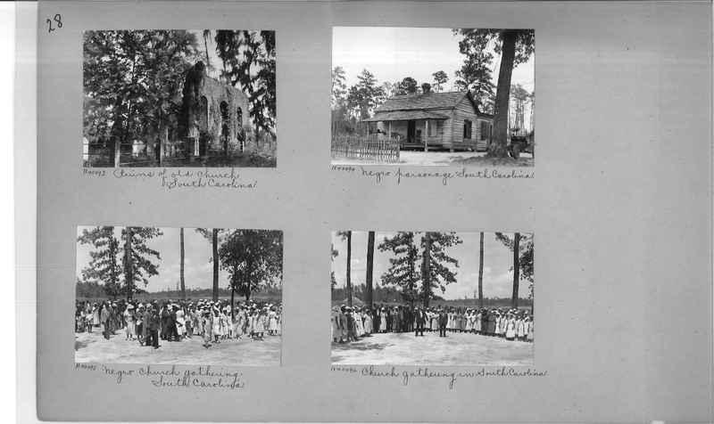 Mission Photograph Album - Negro #6 page 0028