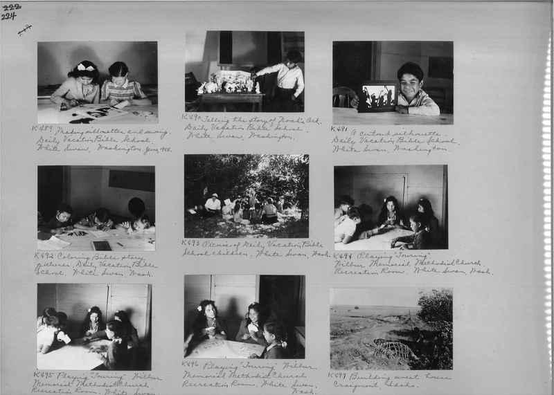 Mission Photograph Album - Indians #2 page_0224