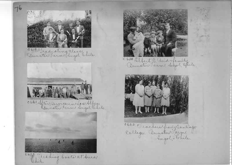 Misson Photograph Album - South America #8 page 0076