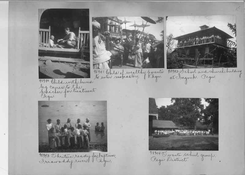Mission Photograph Album - Burma #2 page 0045