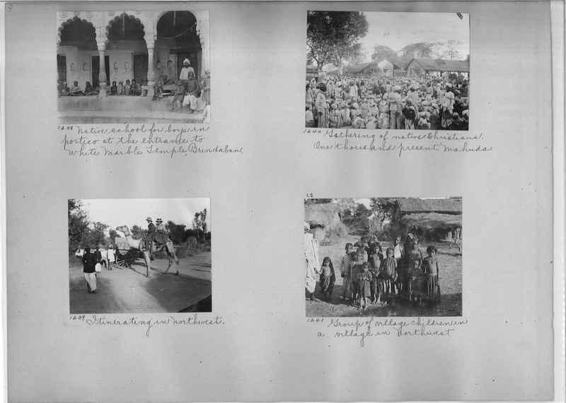 Mission Photograph Album - India #01 page 0050