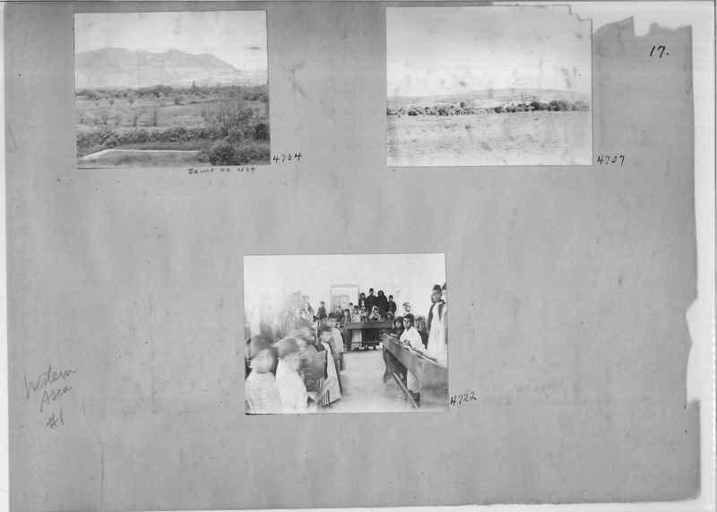 Mission Photograph Album - Western Asia - #01 page_0017