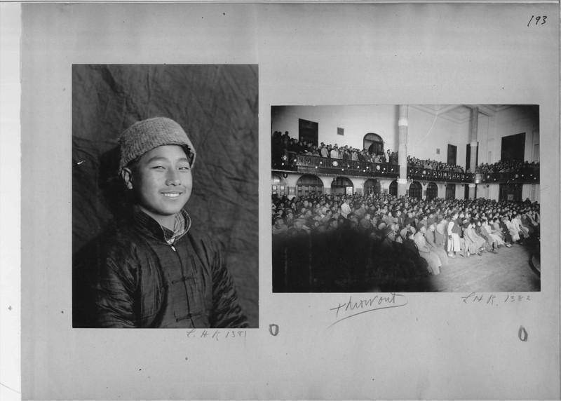 Mission Photograph Album - China #19 page 0193