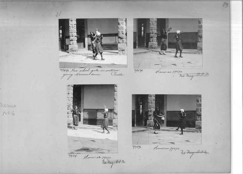 Mission Photograph Album - Mexico #06 page 0083
