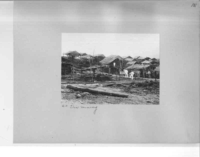 Mission Photograph Album - Malaysia O.P. #1 page 0131