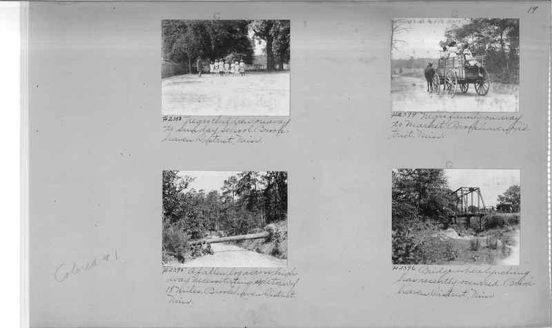 Mission Photograph Album - Negro #1 page 0019