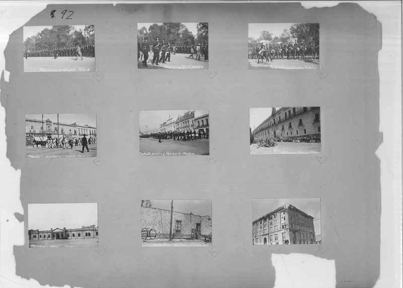 Mission Photograph Album - Mexico - O.P. #01 Page 0092