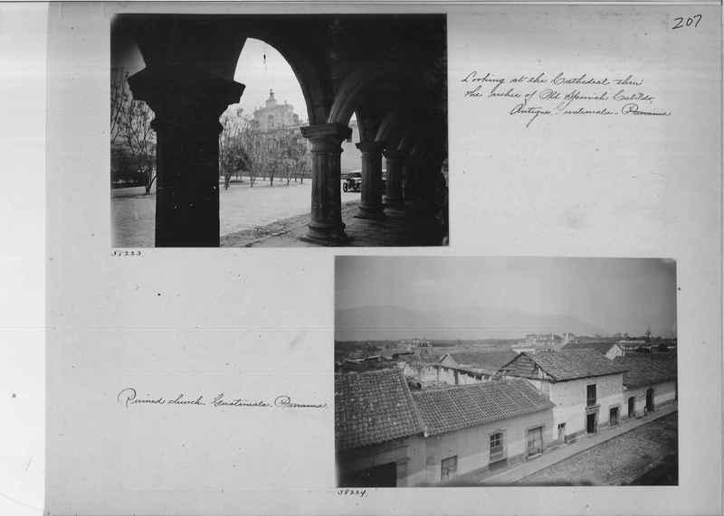 Mission Photograph Album - Panama #02 page 0207