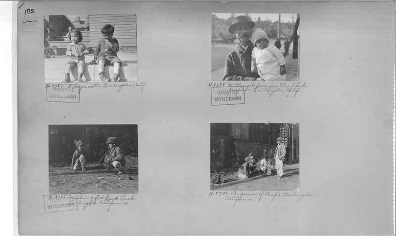 Mission Photograph Album - Cities #4 page 0172