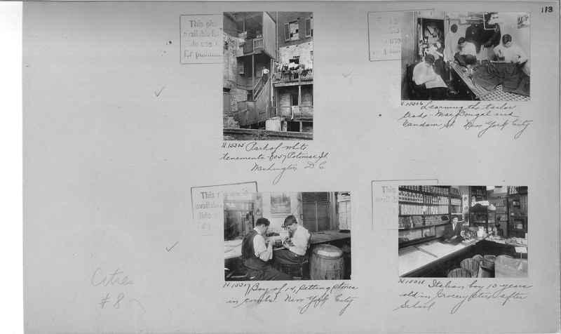 Mission Photograph Album - Cities #8 page 0113