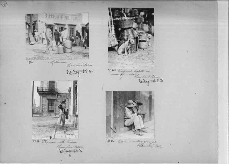 Mission Photograph Album - Mexico #06 page 0184