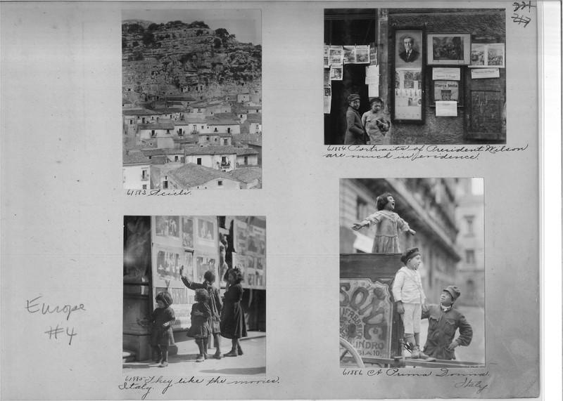 Mission Photograph Album - Europe #04 Page 0221