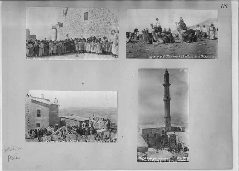 Mission Photograph Album - Western Asia - O.P. - #01 page_0117