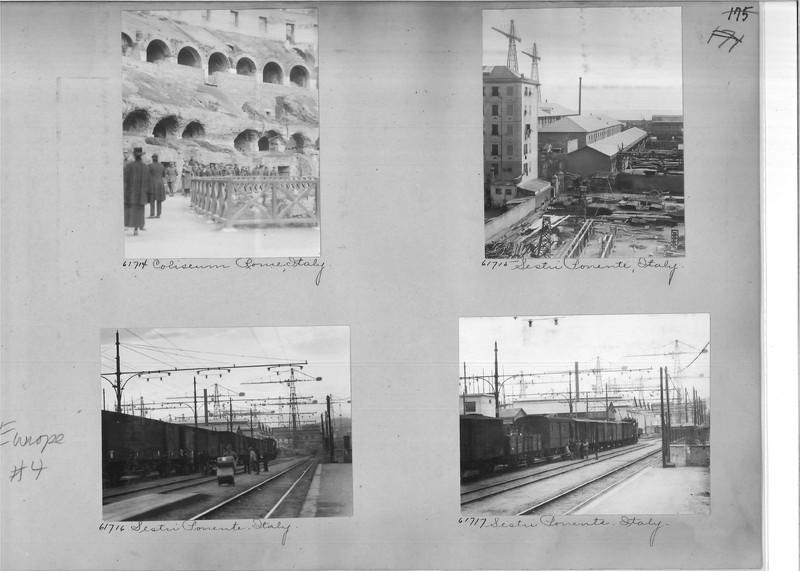 Mission Photograph Album - Europe #04 Page 0175