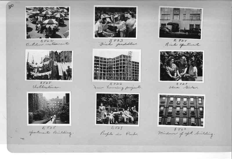 Mission Photograph Album - Cities #18 page 0180