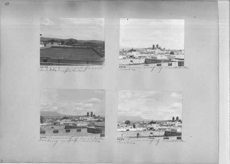 Mission Photograph Album - Mexico #04 page 0042