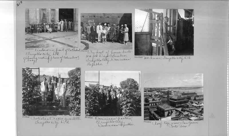 Mission Photograph Album - Puerto Rico #3 page 0210