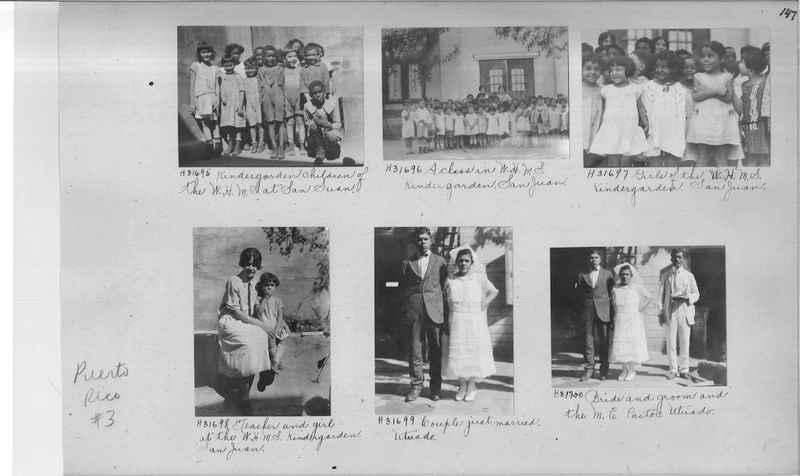 Mission Photograph Album - Puerto Rico #3 page 0147