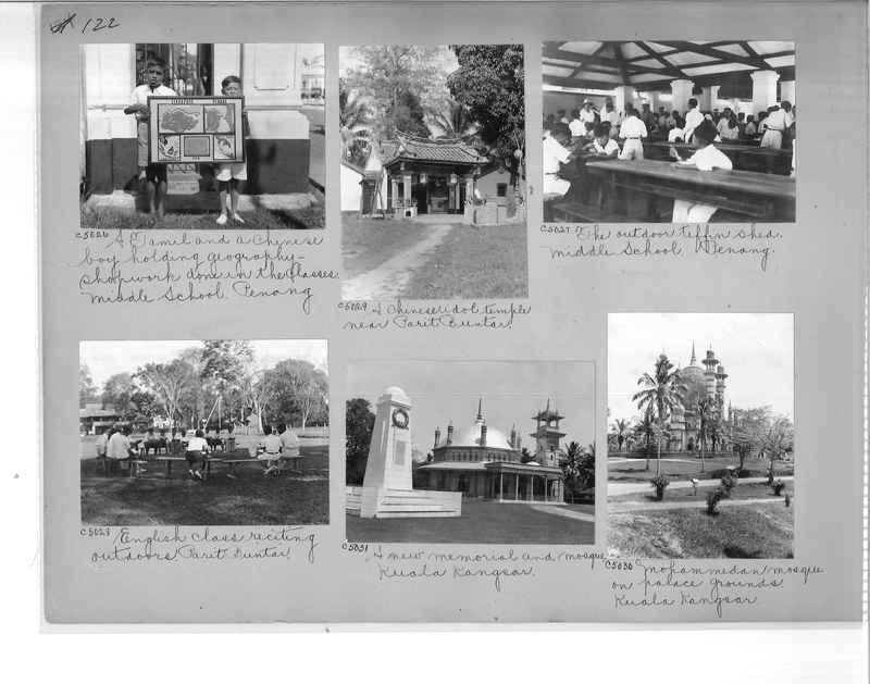 Mission Photograph Album - Malaysia #7 page 0122