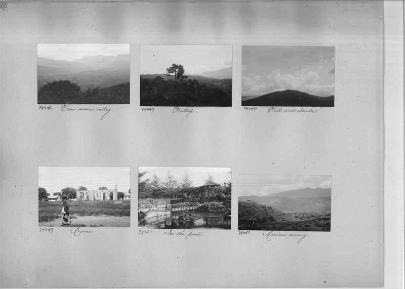Mission Photograph Album - Mexico #05 page 0046
