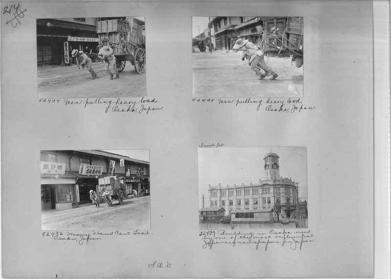 Mission Photograph Album - Japan #02 Page 0214