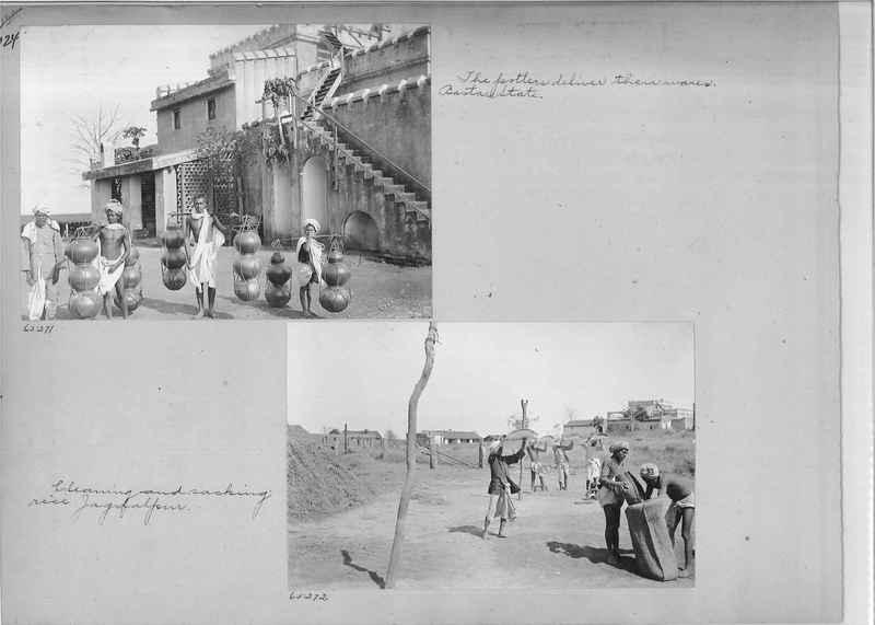 Mission Photograph Album - India #08 Page 0124