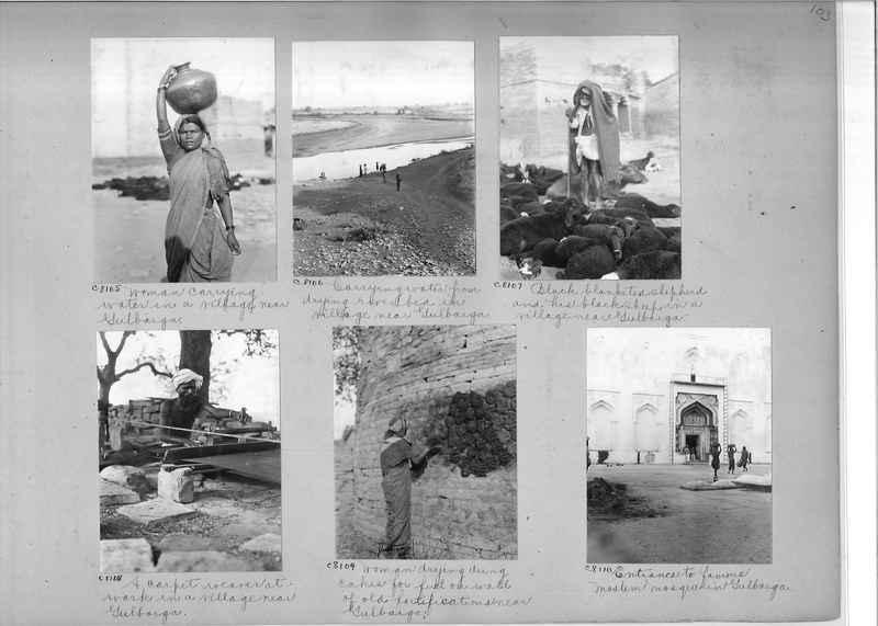 Mission Photograph Album - India #13 Page 0103