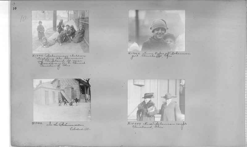Mission Photograph Album - Cities #5 page 0010