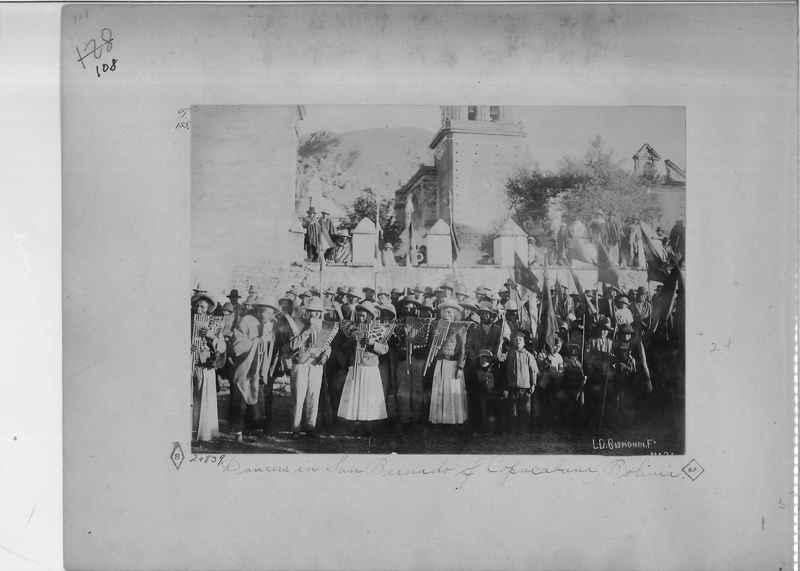 Mission Photograph Album - South America O.P. #2 page 0108
