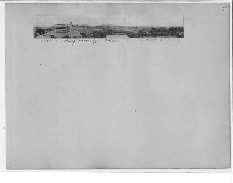 Mission Photograph Album - China #10 pg. 0161