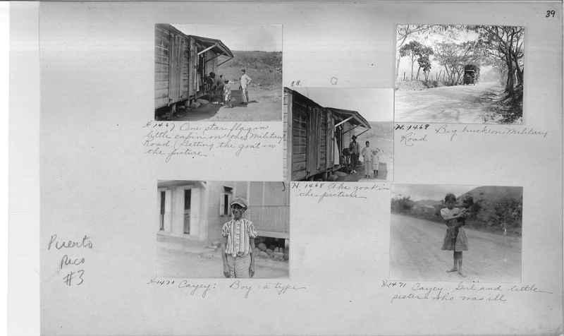 Mission Photograph Album - Puerto Rico #3 page 0039