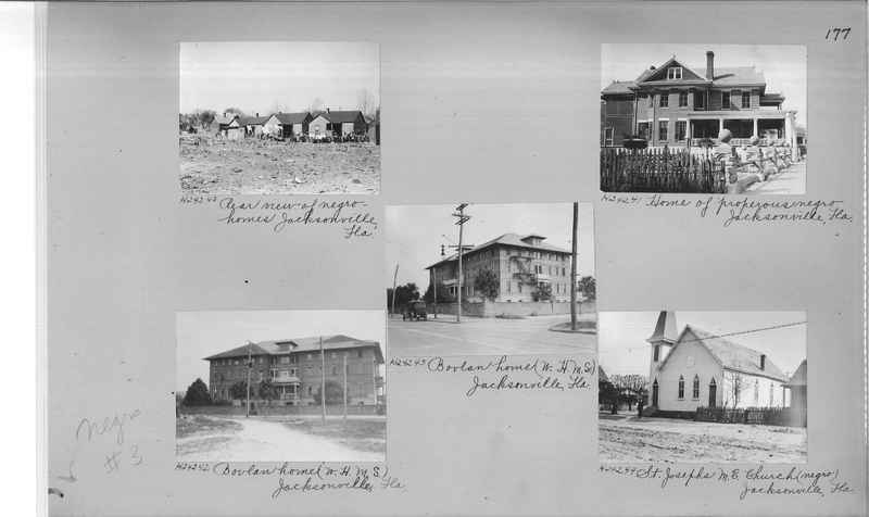 Mission Photograph Album - Negro #3 page 0177