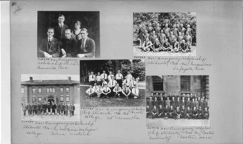Mission Photograph Album - Education #1 page 0180
