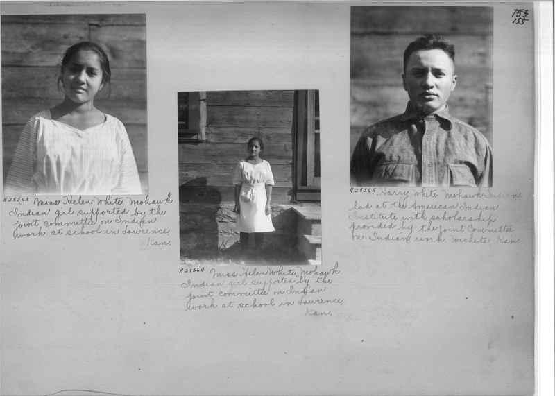 Mission Photograph Album - Indians #2 page_0155