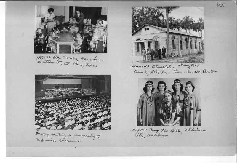 Mission Photograph Album - Cities #18 page 0155